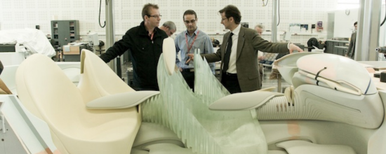 i.materialise automotive 3D printing large parts