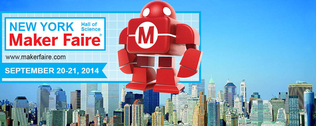 8 Things to Do at Maker Faire New York 2014