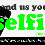 Win a Customised iPhone 6 Case: Send us Your iPhone 6 Selfie!