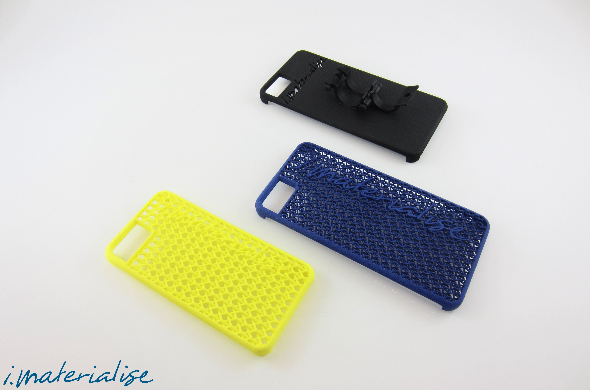 Iphone6 Protective Shell Case Free Template Stl File 3D Printed Version Three Styles Bicycle Mount