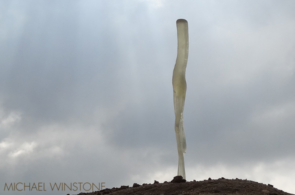 Picture of Michael Winstone 3D printed tree sculpture article image