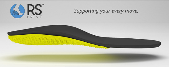 Paula Radcliffe Makes a Comeback with the Help of RS Print's 3D Printed Insoles