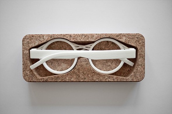 3d model of glasses frames from Oak and Dust