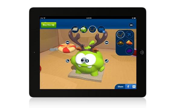 3d printing idea: Toyze app