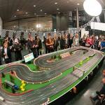 Ready, Set, GO! Slot Car Racing at Euromold 2014