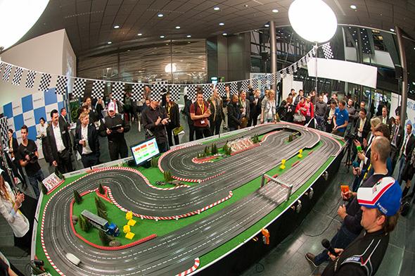 Slot Car Racing At Euromold 2014 3d Printing Blog I