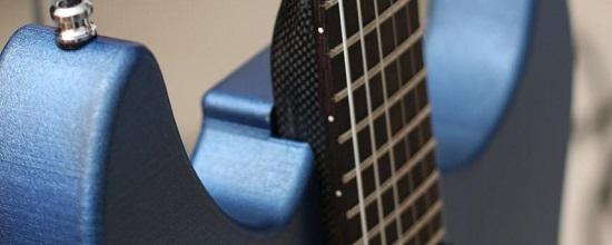 3D Printed Guitars: 3D Printing Hitting the Right Note