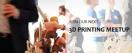 Join Our Next 3D Printing Meetup on February 13th!
