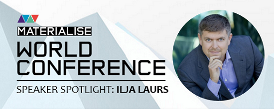 Speaker Spotlight: Ilja Laurs on Customizable 3D Printed Game Characters