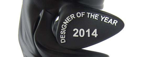 New Trophy Revealed – Who Will Be the 2014 i.materialise Designer of the Year?