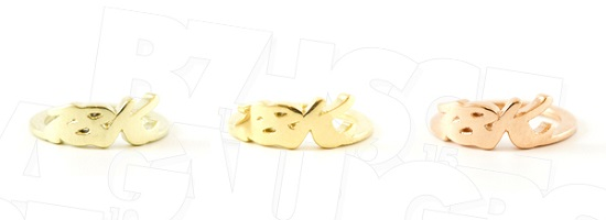 18K gold is now available