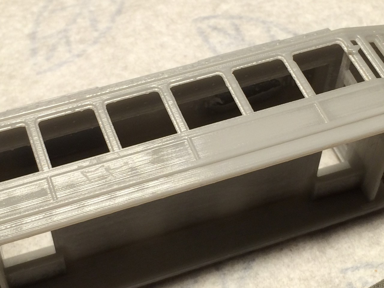 Tutorial: How to Paint a Prime Gray Scale Modell