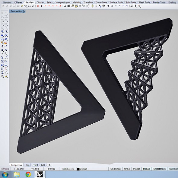 turning a smart idea into 3d