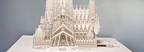 How 3D Printing is Changing Architecture: Learning from the Sagrada Familia Team in Barcelona