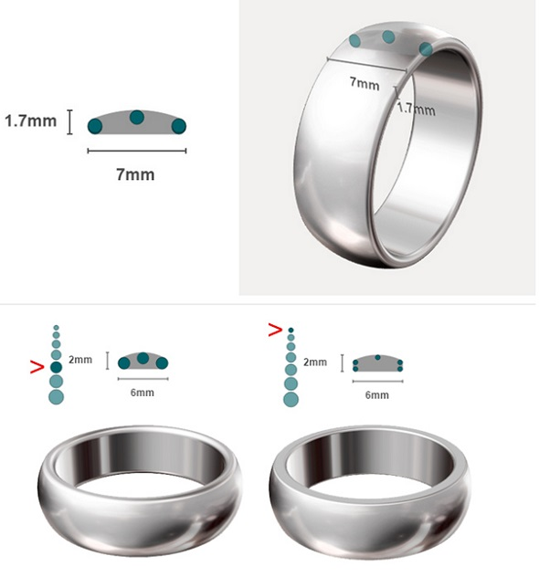 Make your own ring online 3d printing blog Make your own 3d shapes online