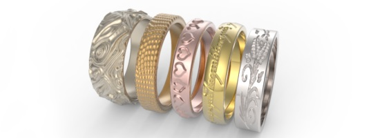 Create Your Own 3D Printed Ring in Minutes with This Free Online Design App