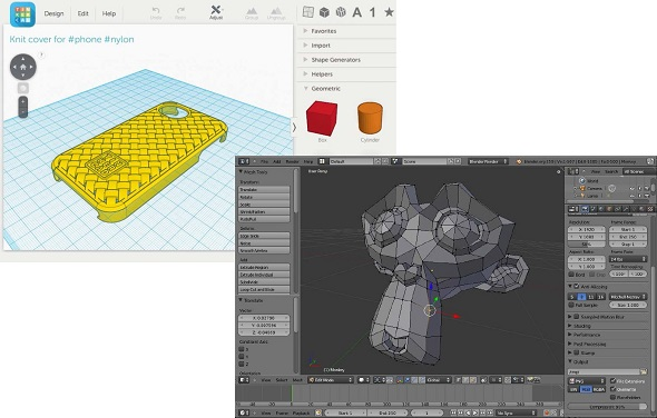 learn which 3d modeling software to choose