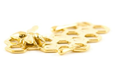 Gold 3D Printing Explained: Technology, Alloys, Colors, Design Tips
