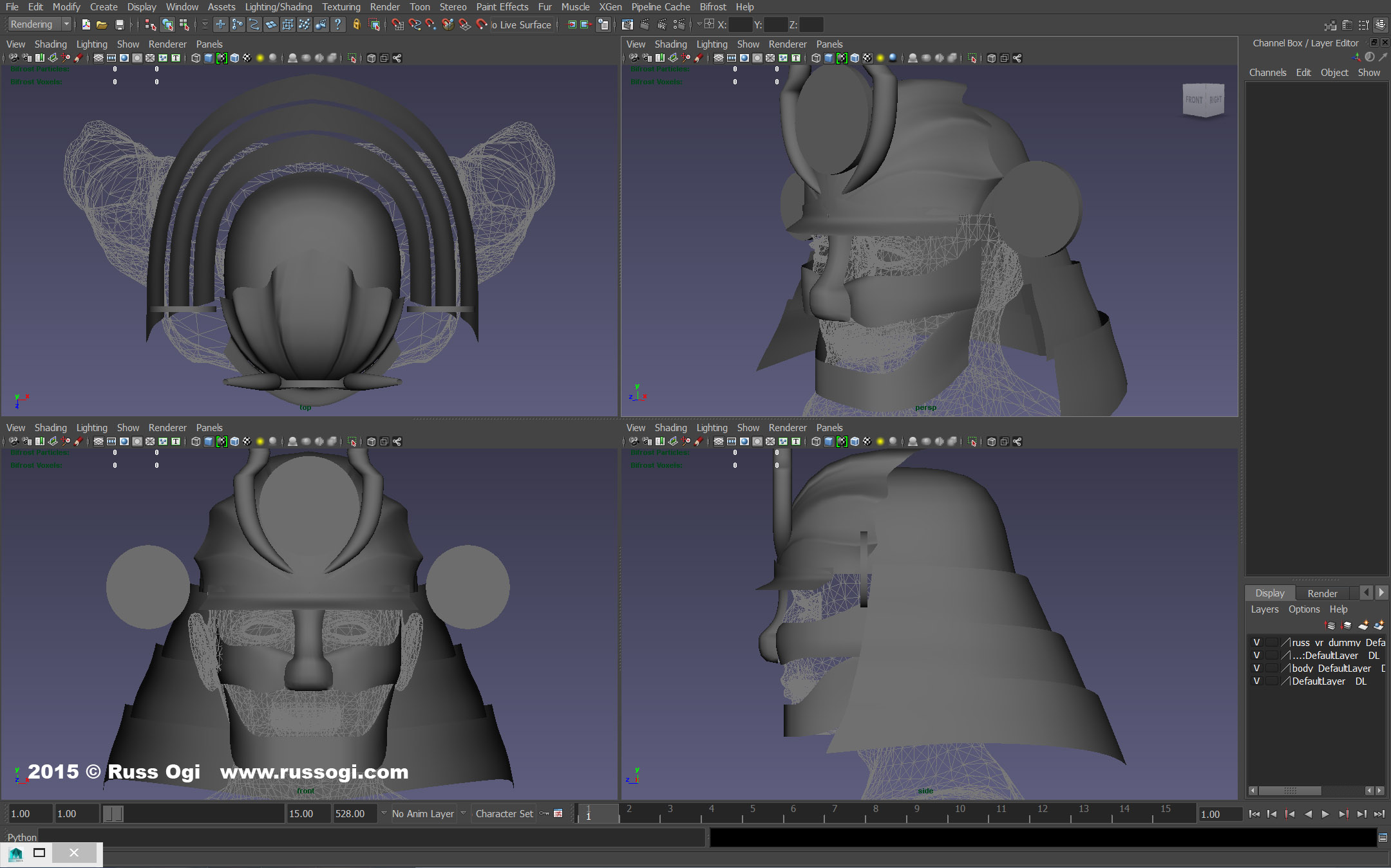 Maya 3D Modeling Tutorial | 3D Printing Blog | i materialise