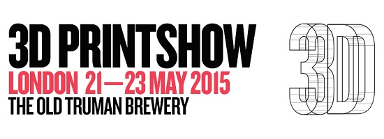 Meet Us at the 3D Printshow in London on May 21-23