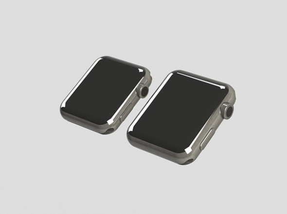 Apple Watch Cases by Greg Koenig