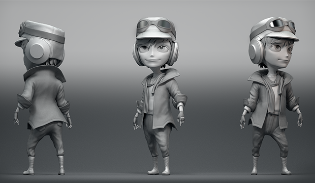 Blender Character Modeling 3 Of 10 : How to get started with d modeling printing i