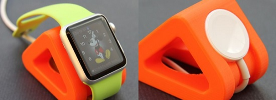 These 3D Printed Apple Watch Gadgets Show How 3D Printing Changes the Way We Design Products