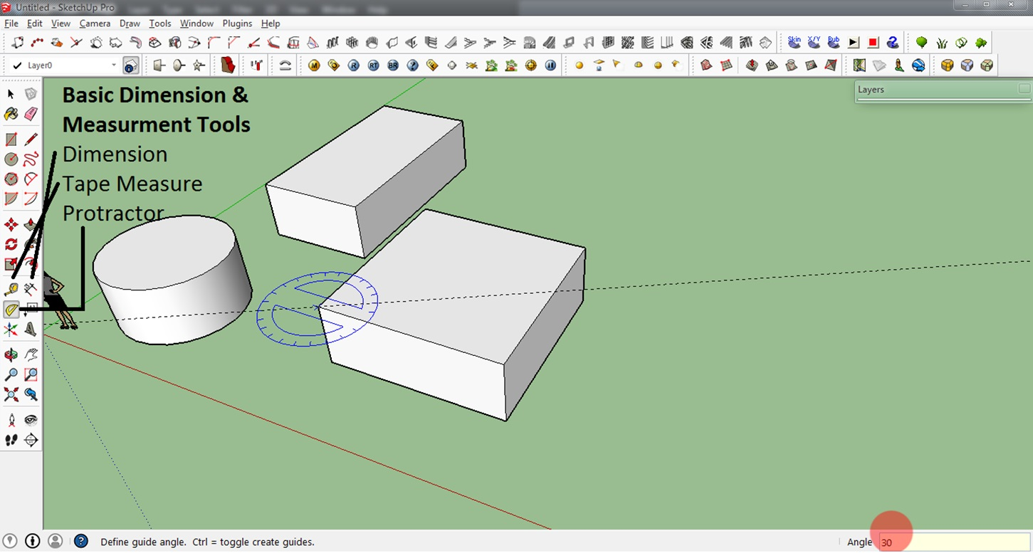how to create your first 3d model in sketchup a beginner friendly rh i materialise com