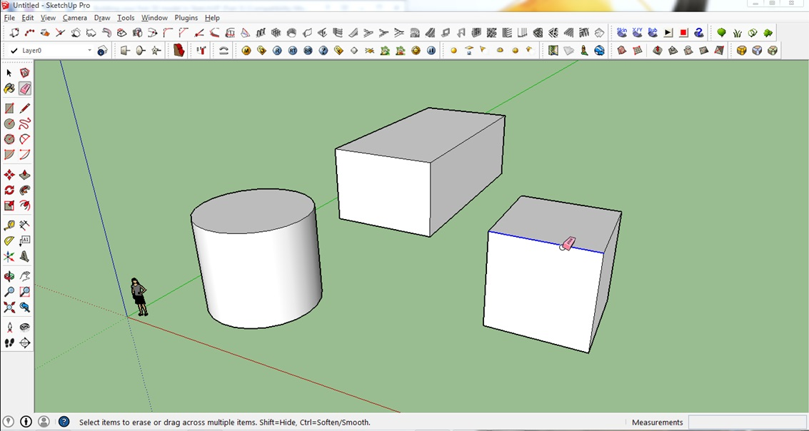 How to Create Your First 3D Model in SketchUp: A Beginner-Friendly