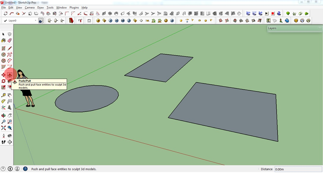How To Create Your First 3d Model In Sketchup A Beginner Friendly