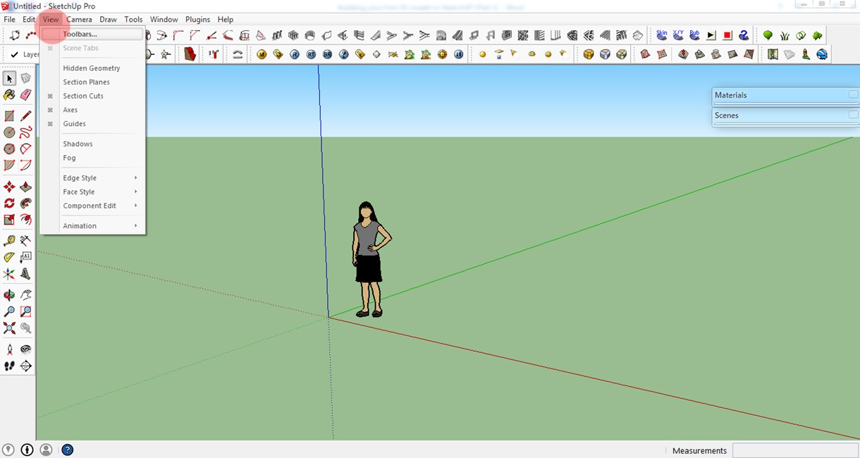 Image Result For Sketchup For Beginners