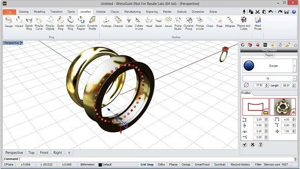 How To Create a 3D Printed Ring Tutorial 3D Printing Blog i
