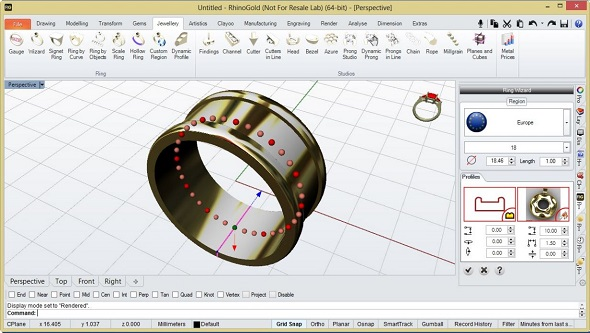 How To Create a 3D Printed Ring - Tutorial | 3D Printing
