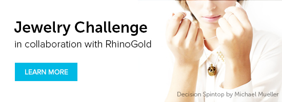 3D Printed Jewelry Design Challenge: Submit Your Designs for