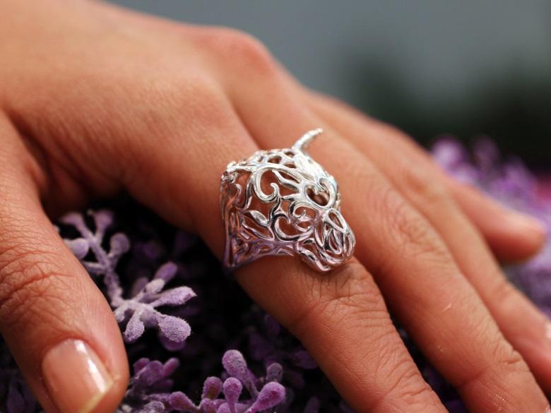 tiger-ring-3d-printing