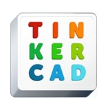 logo of 3d modeling software tinkercad