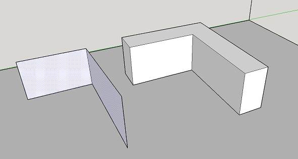 set wall thickness in sketchup for 3d printing