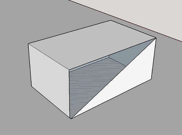 sketchup make solid