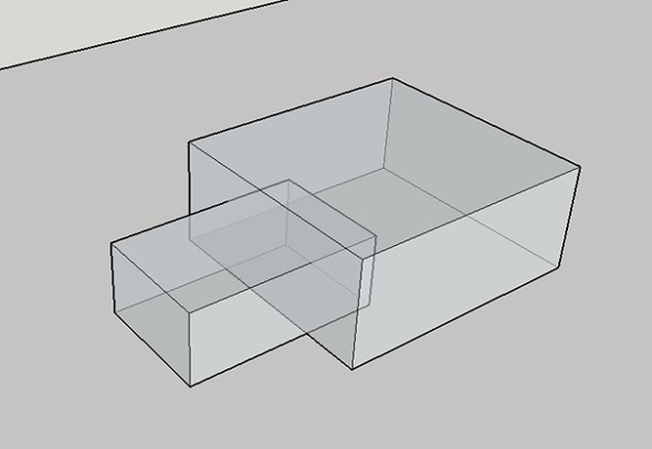 sketchup outer shell for 3d printing