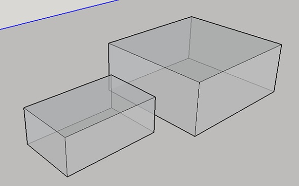 sketchup one shell for 3d printing