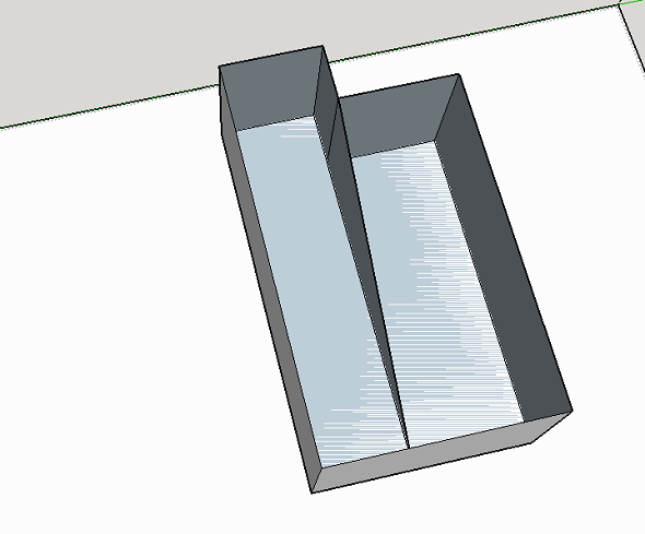 detect modeling errors in sketchup
