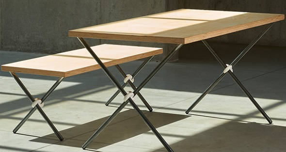 Enhancing furniture with 3d printing 3d printing blog for Table 3d dessin