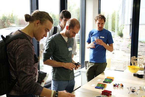 meet 3d printing people