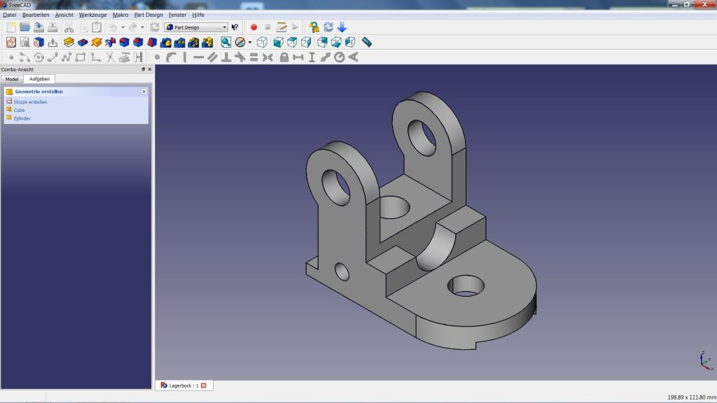 FreeCAD Tutorial U0026 Review: From A 2D Sketch To A 3D Print