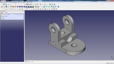 FreeCAD Tutorial & Review: From a 2D Sketch to a 3D Print