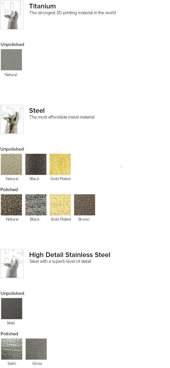 3D printing in Titanium and Steel: 100 3D printing materials explained