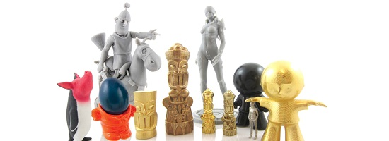 3D Printing Materials Overview: 100 Materials & Finishes Explained