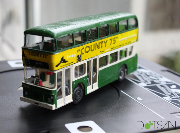 Leyland Atlantean 1:76 Scale by Dot San