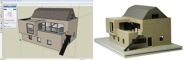 sketchup-3d-print-house