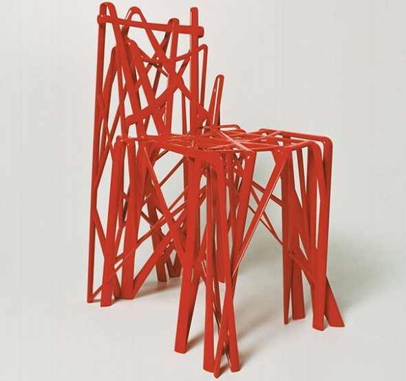 C2 Chair by Patrick Jouin